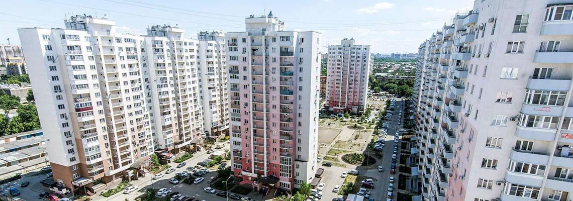 Район Энка (п. Жукова) Краснодара фото